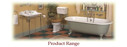 wooden toilet seats - The complete Thomas Crapper & Company Limited product range.